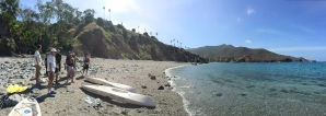 Kayaking in Two Harbors, Catalina can't be beat!